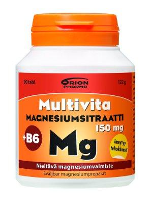 Magnesium Lisä