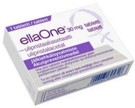 ELLAONE 30 mg (1 fol)