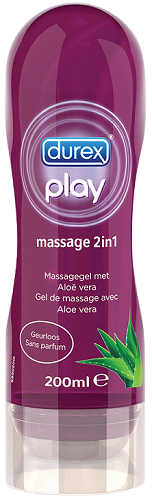 Durex Play Massage 2in1 AloeVera (200 ml)