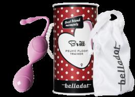 Belladot Britt Duo Balls (1 kpl)