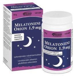 MELATONIINI ORION 1