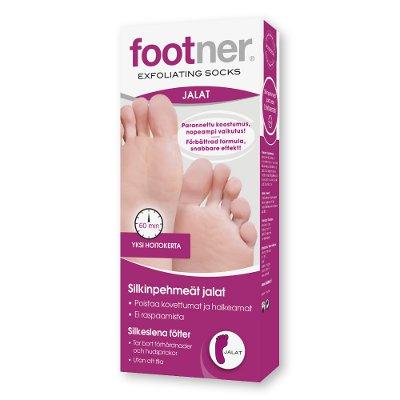 Footner Exfoliating Sock kuorintasukka (1 pari)