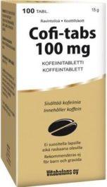 Cofi-tabs (100 tabl)