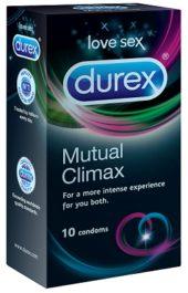 Durex Mutual Climax kondomi (10 kpl)