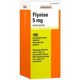 FLYNISE 5 mg (100 fol)