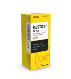 KESTOX 10 mg (100 fol)