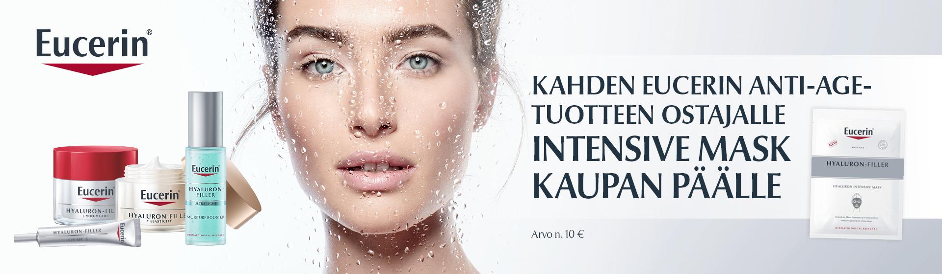 Eucerin Anti-age kampanja