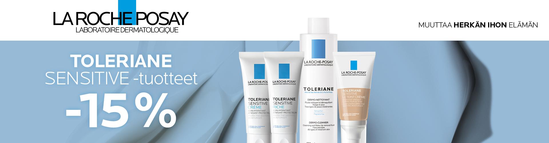 La Roche-Posay Toleriane Sensitive -15%